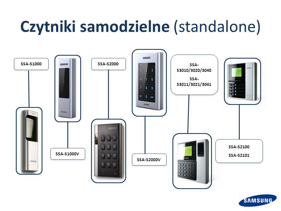 Czytniki samodzielne (standalone) SSA-S1000 SSA-S1000V SSA-S2000 SSA-S2000V SSA- S3010/3020/3040 SSA- S3011/3021/3041 SSA- S3010/3020/3040 SSA- S3011/3021/3041 SSA-S2100 SSA-S2101 SSA-S2100 SSA-S2101