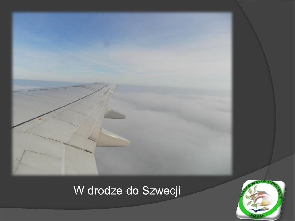 W drodze do Szwecji