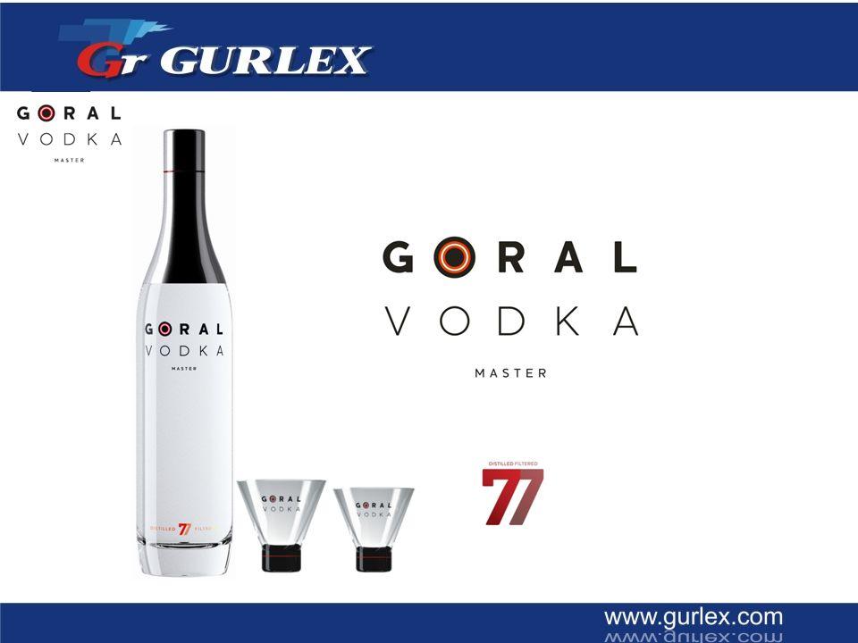 Goral Vodka MASTER Goral Vodka MASTER pochodzi od S ł owa Góral,ktora przedstawia twardego człowieka zyjącego w trudnych warunkach w Karpatach.