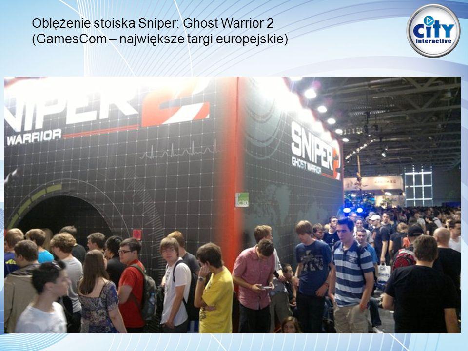 Pozytywne reakcje mediów na przedpremierowe pokazy Wygląda bardzo dobrze, ciekawe nowe mechanizmy, zanosi się na grę, którą trzeba mieć na oku Eurogamer.de Wygląda zdecydowanie lepiej (niż poprzednik) The Sixth Axis W Snipera Ghost Warrior 2 gra się bardzo podobnie, jak w jego poprzednika – mechanika strzału jest rzeczywiście świetna.