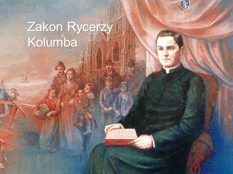 Od dawna Zakon Rycerzy Kolumba jest określany przez Watykan jako potężna prawa ręka Kościo ła, która broni i solidaryzuje się z Ojcem Świętym, biskupami i księżmi