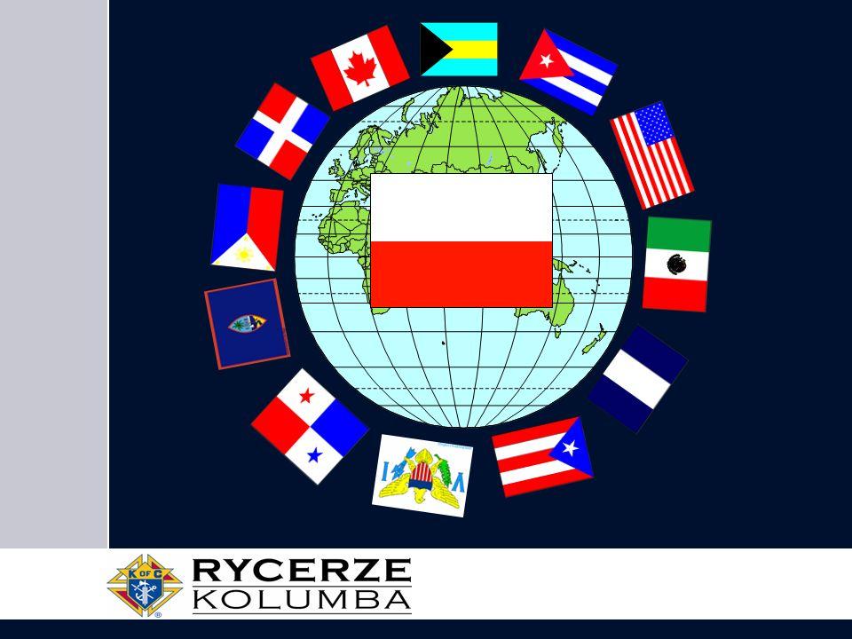 Rozwój zakonu U.S.A 18821.25 miliona Kanada1897 232,000 Filipiny 1905 207,000 Meksyk 1905 4,000 Kuba 1909 2,000* Am.