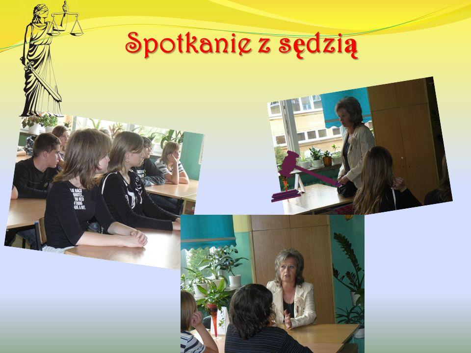 Spotkanie z przedstawicielem Stra ż y Po ż arnej z Pi ń czowa