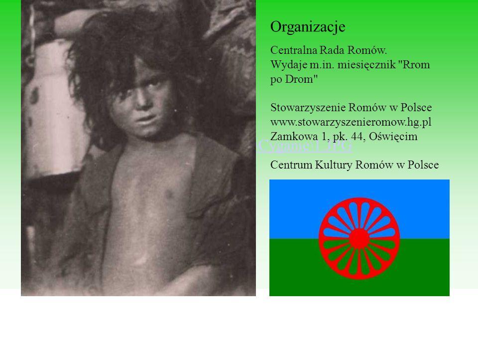 E:\!!!!PQ\!!!Karolin\Cyganie\1.JPG Organizacje Centralna Rada Romów. Wydaje m.in. miesięcznik