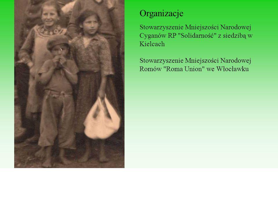 Organizacje Stowarzyszenie Mniejszości Narodowej Cyganów RP