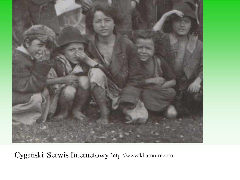 Cygański Serwis Internetowy http://www.khamoro.com