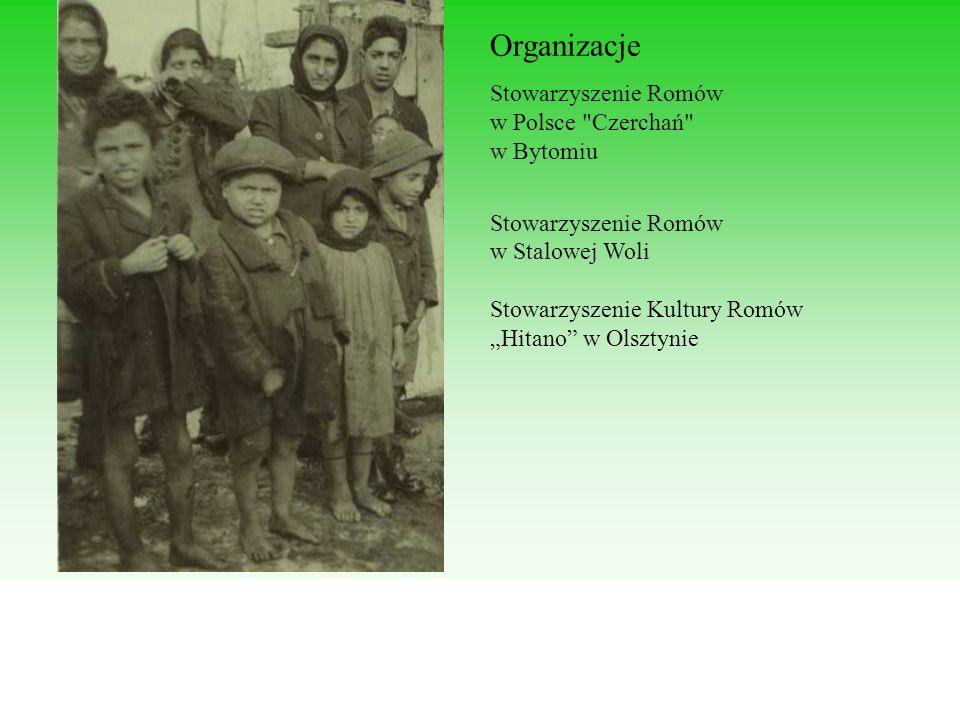 Organizacje Stowarzyszenie Romów w Polsce