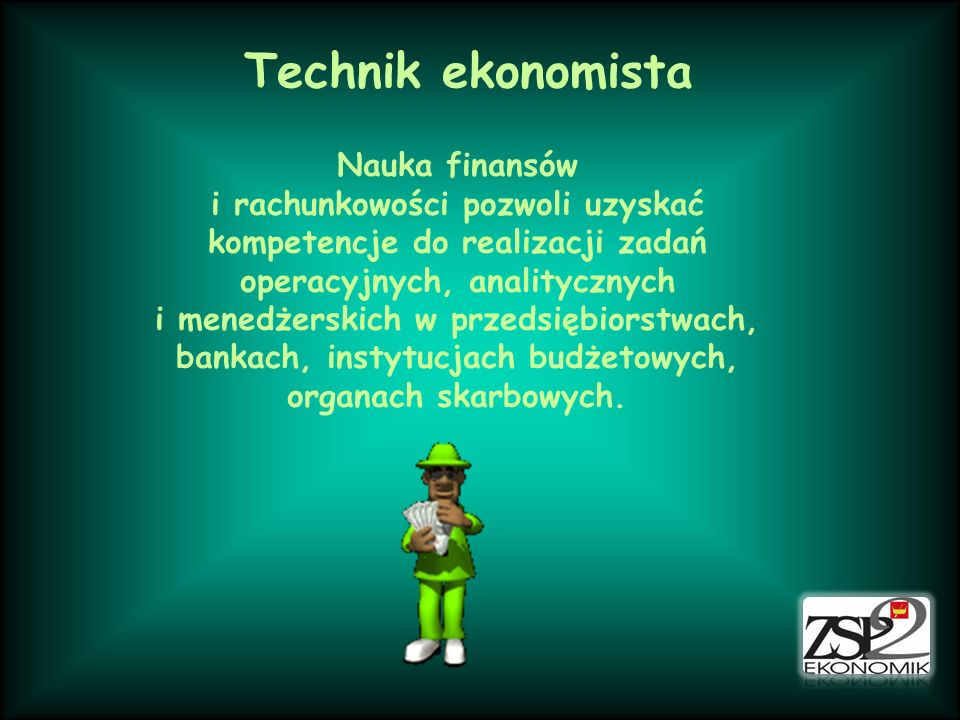 Nauka finansów i rachunkowości pozwoli uzyskać kompetencje do realizacji zadań operacyjnych, analitycznych i menedżerskich w przedsiębiorstwach, banka
