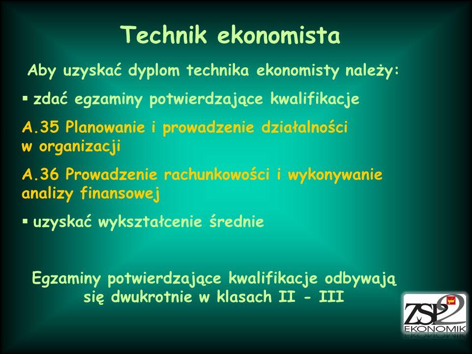 Technik logistyk W kl.