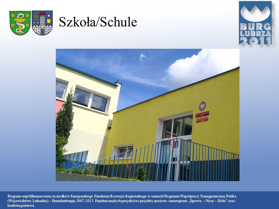Program współfinansowany ze środków Europejskiego Funduszu Rozwoju Regionalnego w ramach Programu Współpracy Transgranicznej Polska (Województwo Lubus