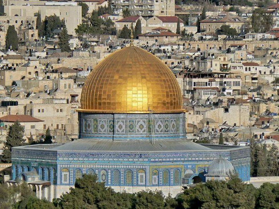 Brama Lwów Jedyna otwarta ku wschodowi brama starej Jerozolimy.