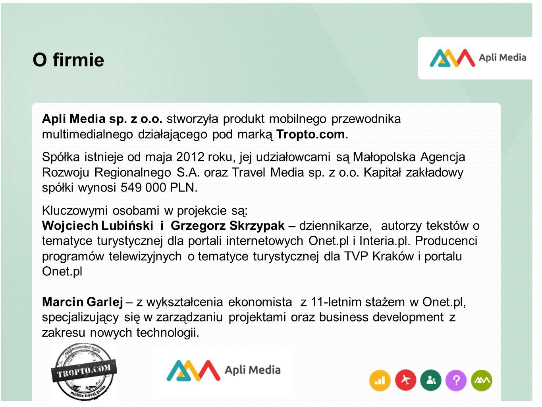 O firmie Apli Media sp.z o.o.