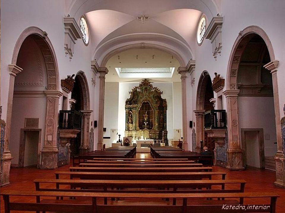 , Katedra. Sé Catedral de Aveiro, Igreja de São Domingos
