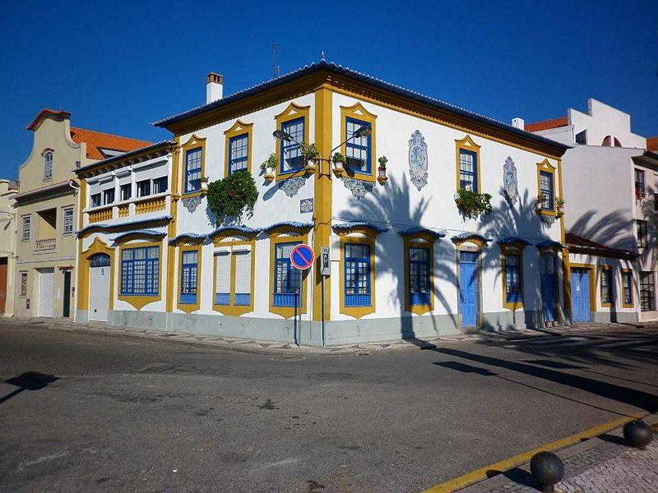 Stadion sportowy SC Beira-Mar w Aveiro