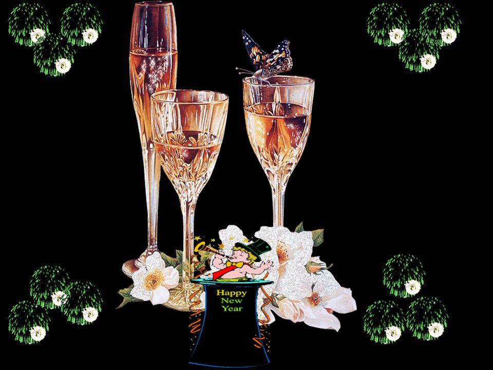 Daj ludziom wiary... Idź już Nowy Roku - tak mówi Rok Stary i znika... ze łzą w oku. Nowy Rok przywitajmy w szampańskim nastroju, ufając, że będzie ws