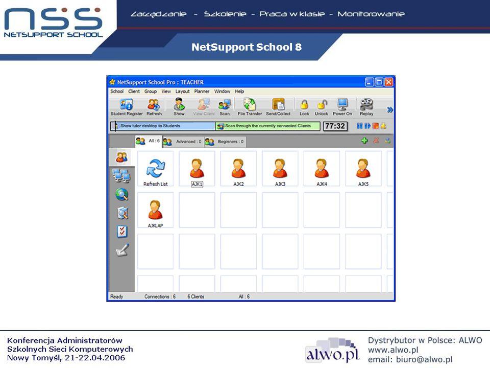 NetSupport School 8