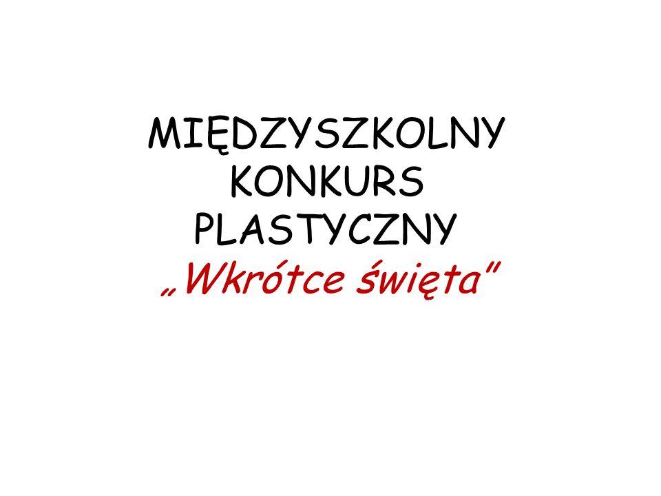 II miejsce Izabela Fiedorec SP nr 1