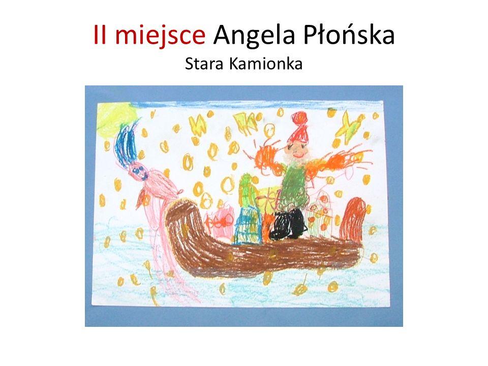 Wyróżnienie Weronika Lingo Stara Kamionka