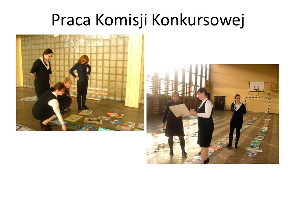 Praca Komisji Konkursowej
