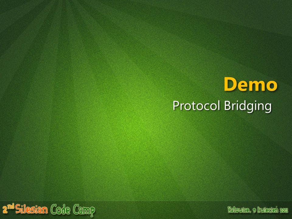 Demo Protocol Bridging