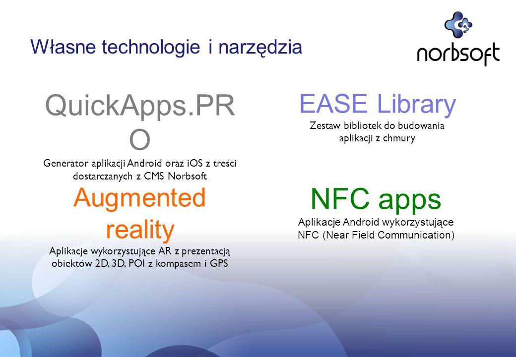 Przykłady aplikacji na silniku QuickApps.PRO