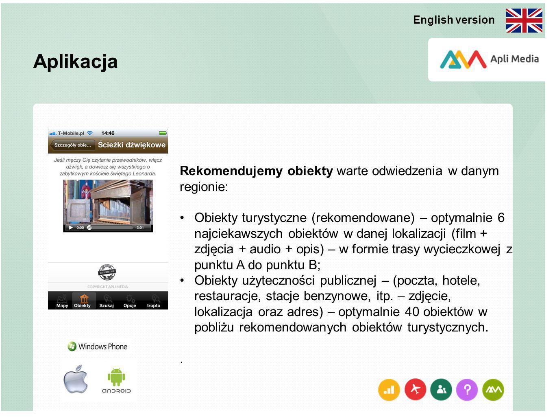 Zapraszamy do współpracy.tel.: fax: e-mail: Apli Media sp.