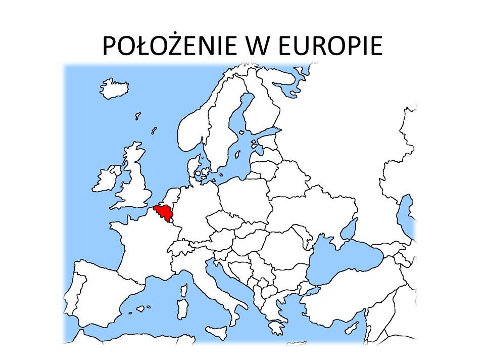 POŁOŻENIE W EUROPIE