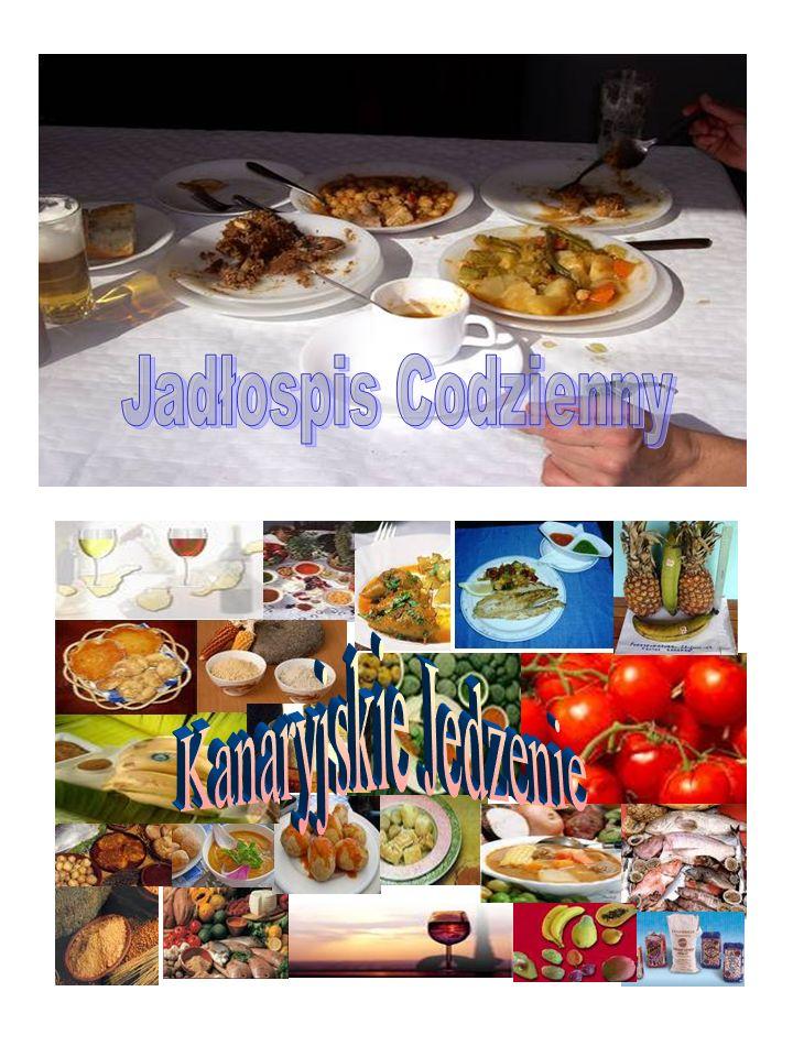 PreZentacJA Gastronomia na wyspach jest ogromnie prosta.
