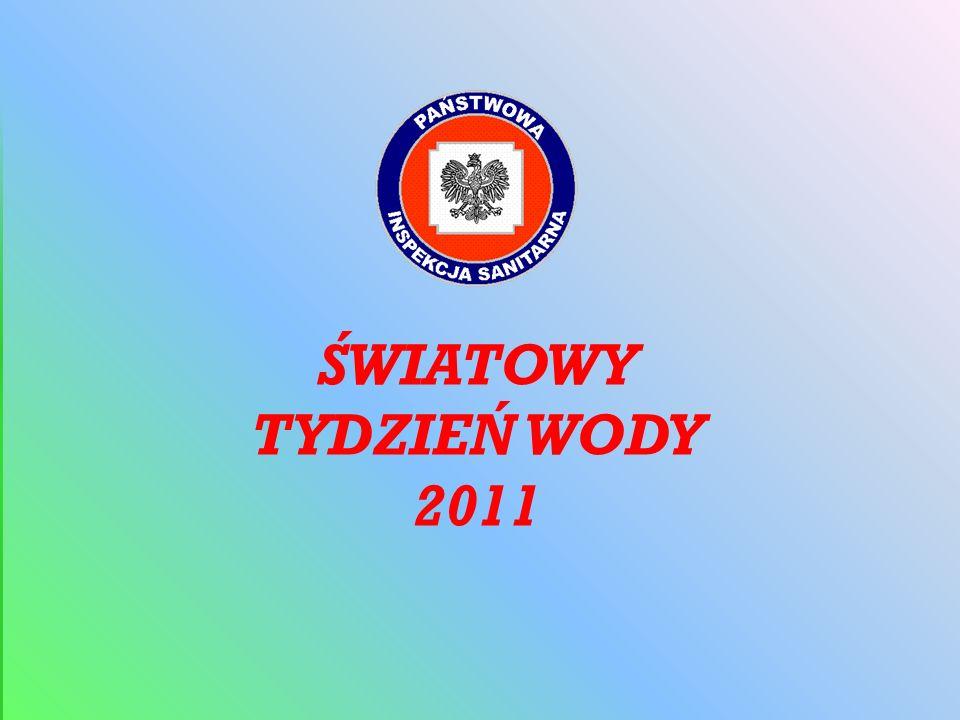 ŚWIATOWY TYDZIEŃ WODY 2011