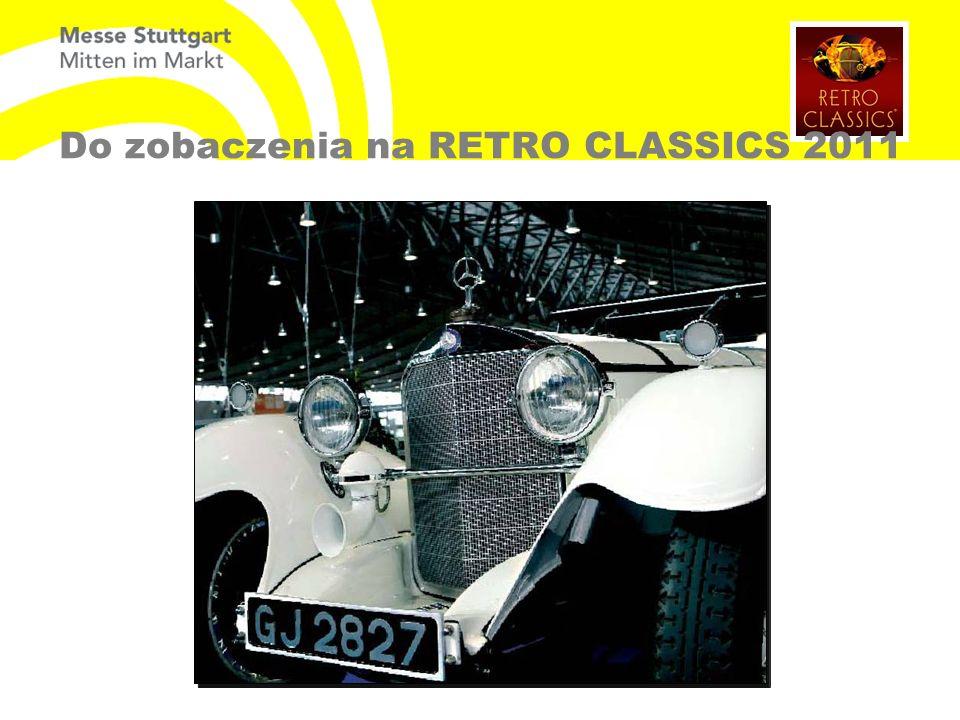 Do zobaczenia na RETRO CLASSICS 2011