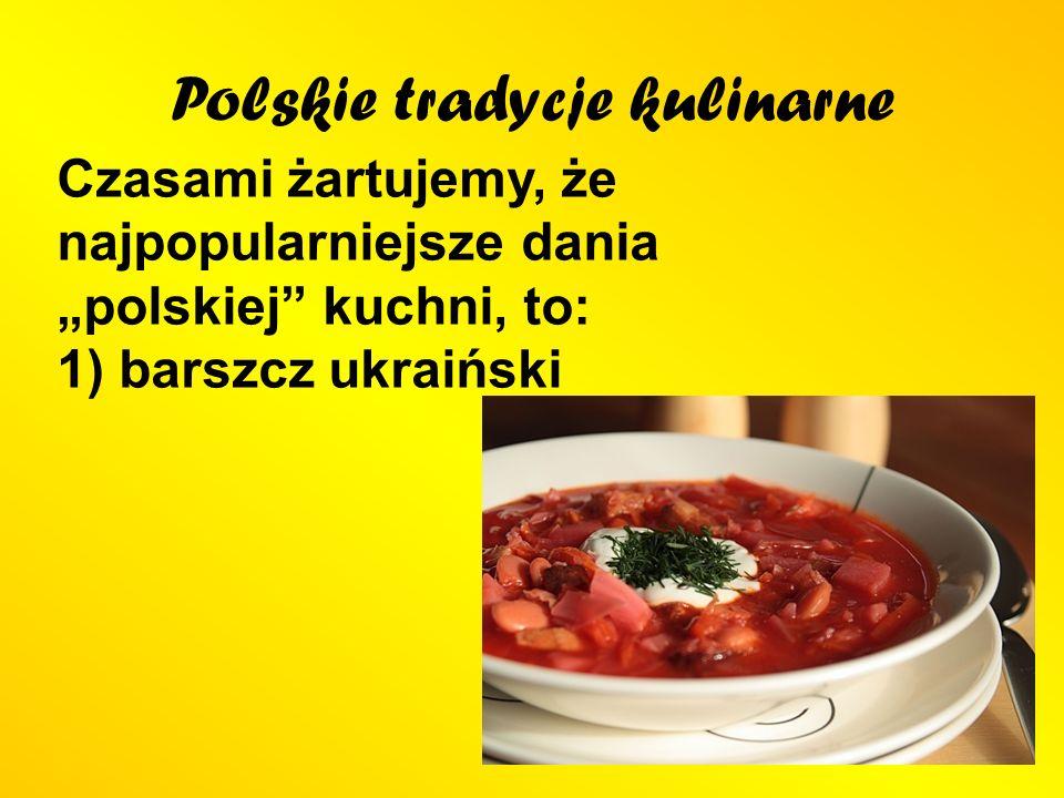 Polskie tradycje kulinarne 2) kołduny litewskie