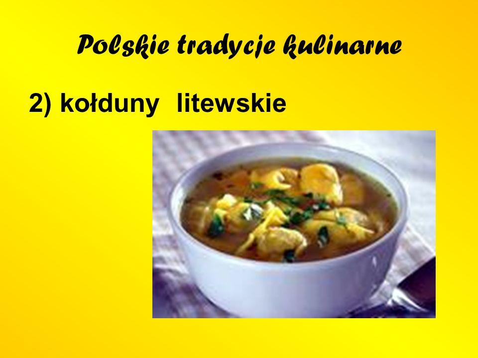 Polskie tradycje kulinarne A popularny polski kotlet schabowy To po prostu niemiecki i austriacki sznycel