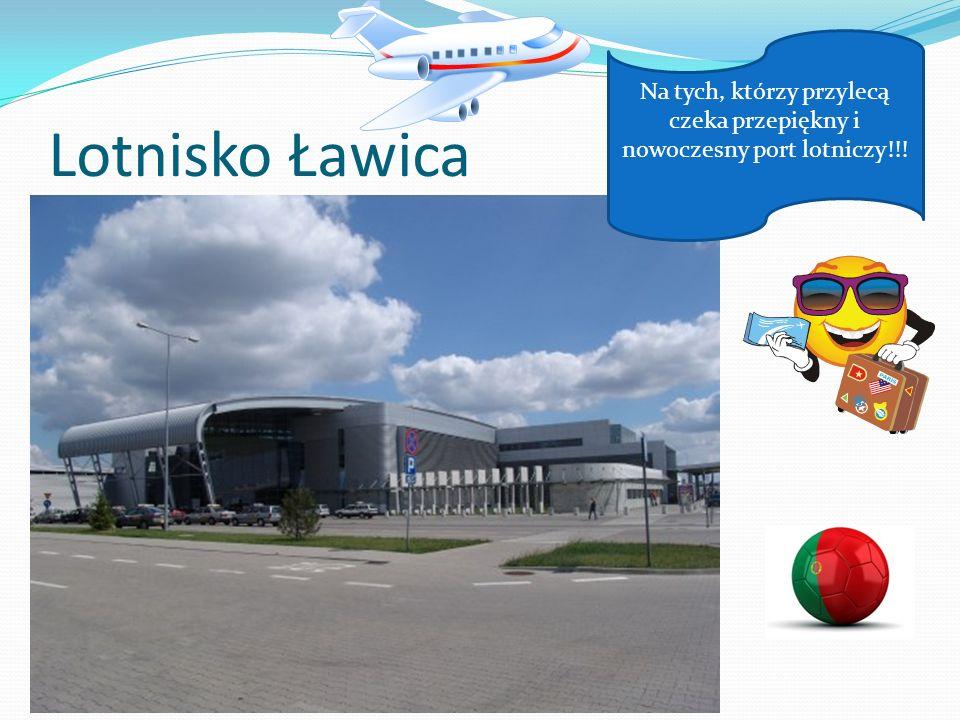 Lotnisko Ławica Na tych, którzy przylecą czeka przepiękny i nowoczesny port lotniczy!!!
