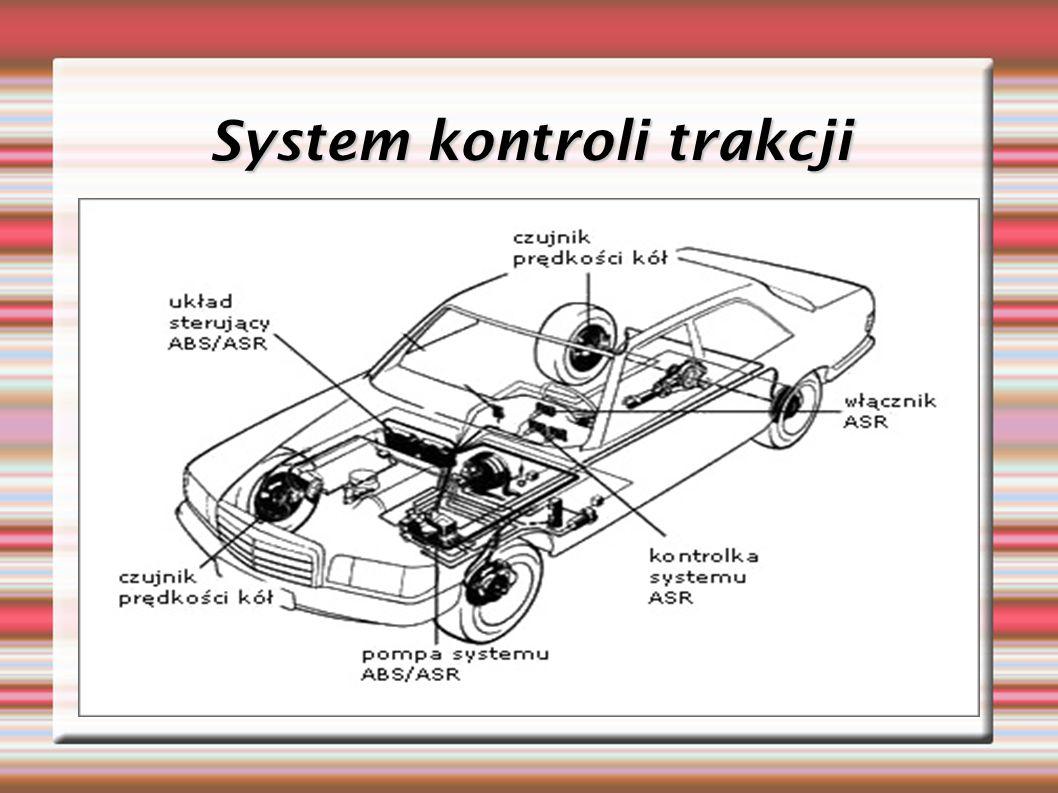 System kontroli trakcji