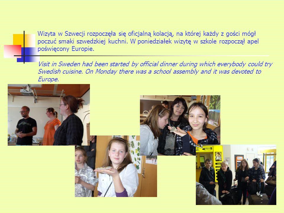 W szkole tej są także dzieci pochodzące z Polski.
