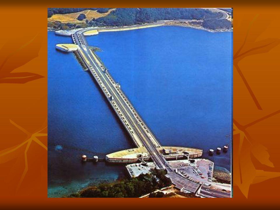 Energia pływów morskich Elektrownia pływowa - elektrownia wytwarzająca prąd elektryczny przy pomocy specjalnych urządzeń wykorzystujących przypływy i odpływy morza.