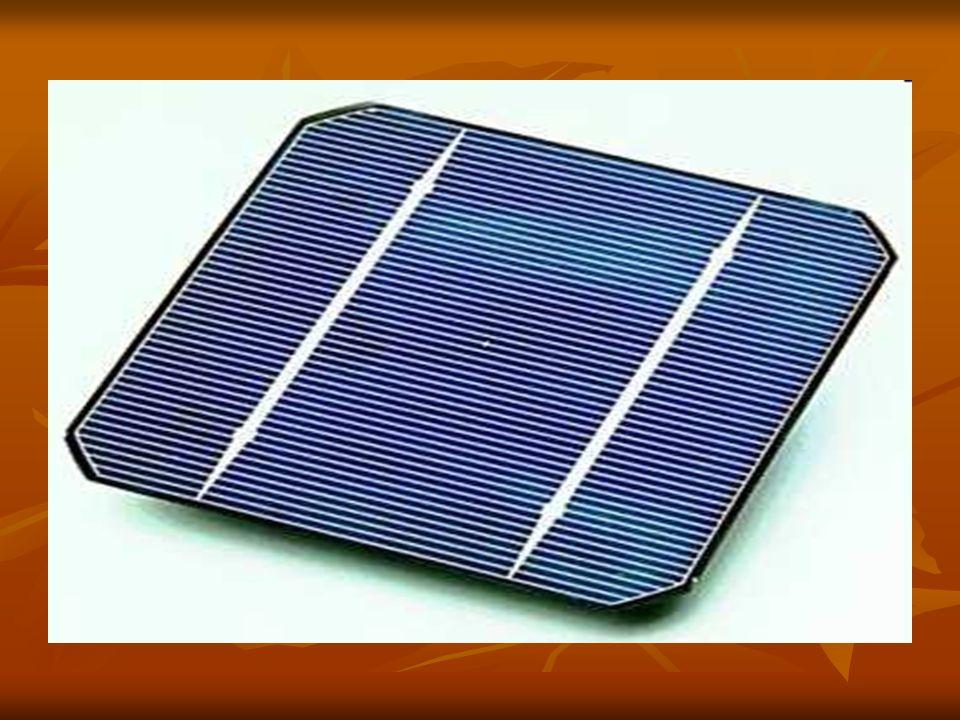 Ogniwa fotowoltaiczne Wszystkie znane obecnie źródła energii, poza energią geotermalną i atomową, są pośrednio efektem działania promieniowania słonecznego.