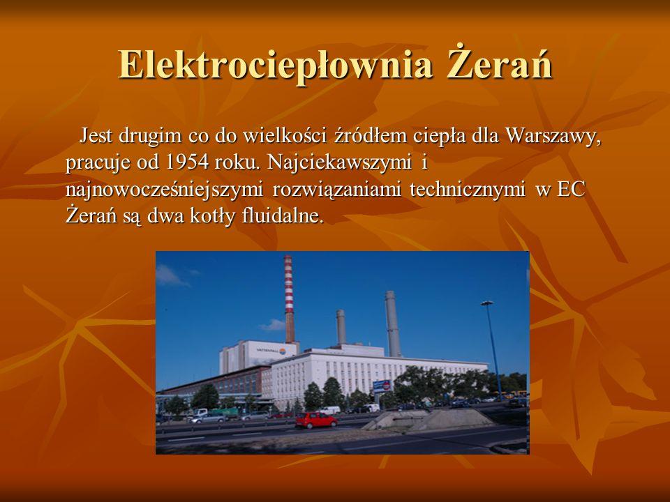 Elektrociepłownia Siekierki Jest naszym największym zakładem i jednocześnie największą polską elektrociepłownią, drugą co do wielkości w Europie.