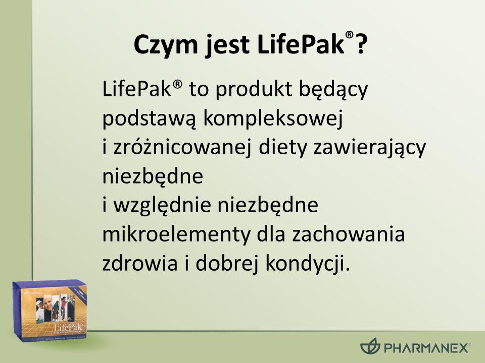Czym jest LifePak ® .