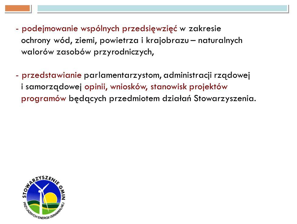 Przedstawiciel SGPEO został zaproszony do udziału w pracach: - Komitetu Monitorującego Strategię Rozwoju Energetyki Województwa Pomorskiego, - Pomorskiego Parlamentarnego Zespołu ds.