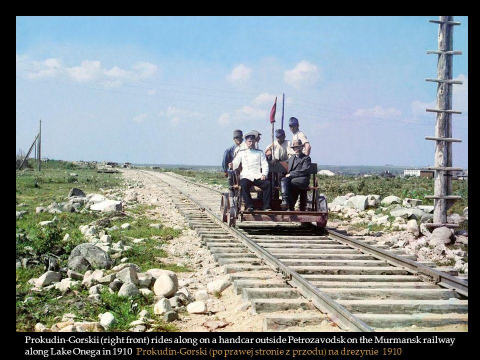 General view of Artvin (now in Turkey) from the small town of Svet, 1910 Widok ogólny Artvin (obecnie w Turcji) z małego miasteczka Svet, 1910