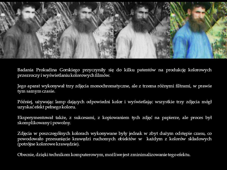 Siergiej Michajłowicz Prokudin-Gorsk i (ros. Сергей Михайлович Прокудин-Горский; ur. 31 sierpnia 1863 w Muromie, zm. 27 września 1944 w Paryżu) – rosy