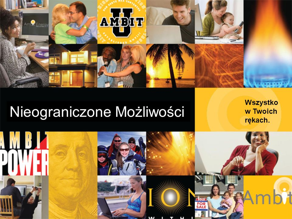 NASZA SZANSA Tradycyjny Model Marketingowy Ingerencja w prywatność Zmasowana kampania reklamowa Dochód Klienci Inne firmy energetyczne Inne firmy energetyczne