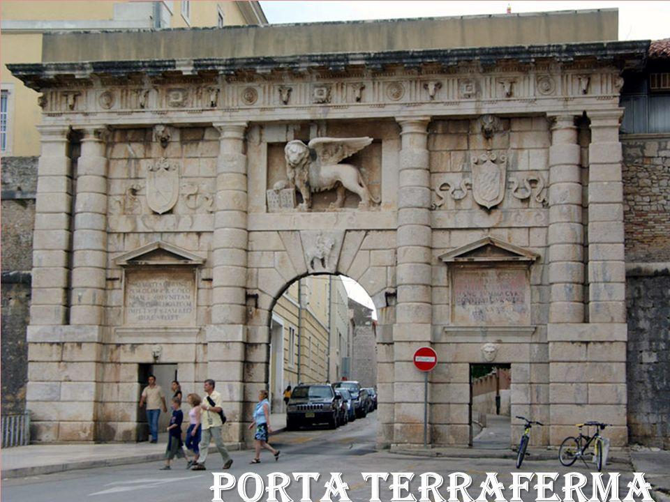 PORTA TERRAFERMA PORTA TERRAFERMA