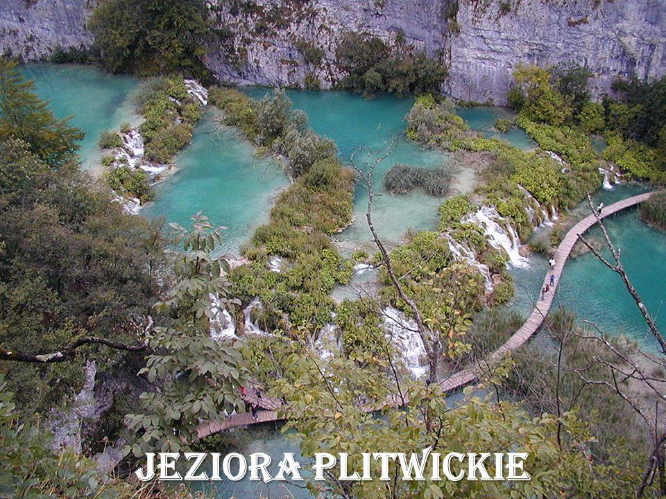 JEZIORA PLITWICKIE