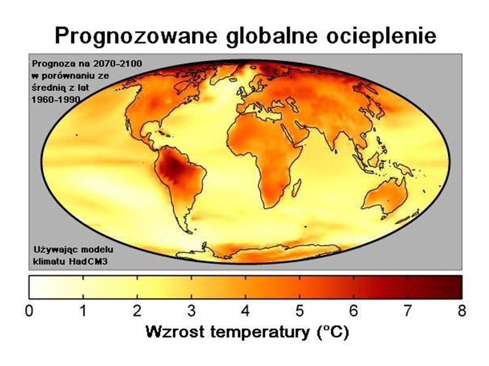 Zapobieganie efektowi cieplarnianemu Sposoby: – Zmniejszenie emisji dwutlenku węgla przez redukcje spalania paliw.