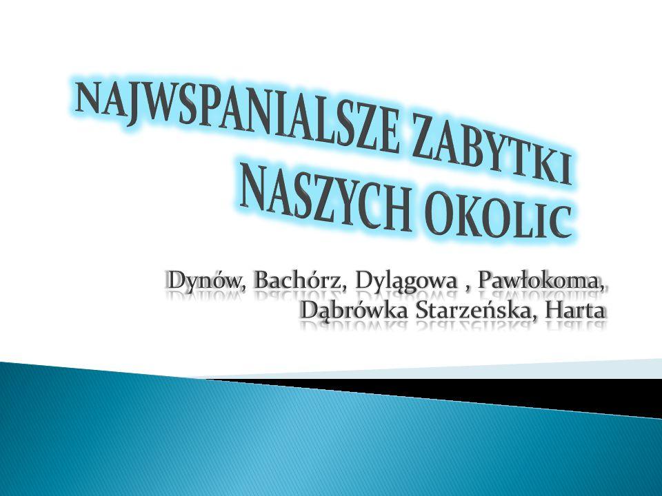 Zabytkowy zespół dworski z pierwszej połowy XIX w.