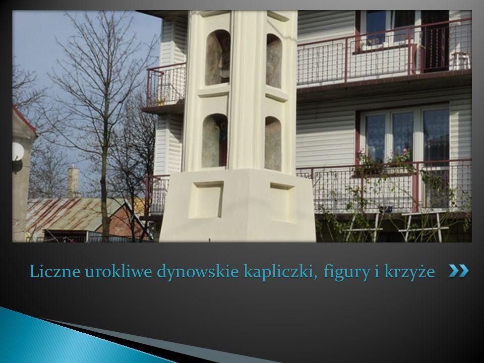 Pierwszy, jakże cenny i licznie odwiedzany przez ludność żydowską cmentarz mieści się przy ul. Piłsudskiego, gdzie w ohelu spoczywają członkowie dynas