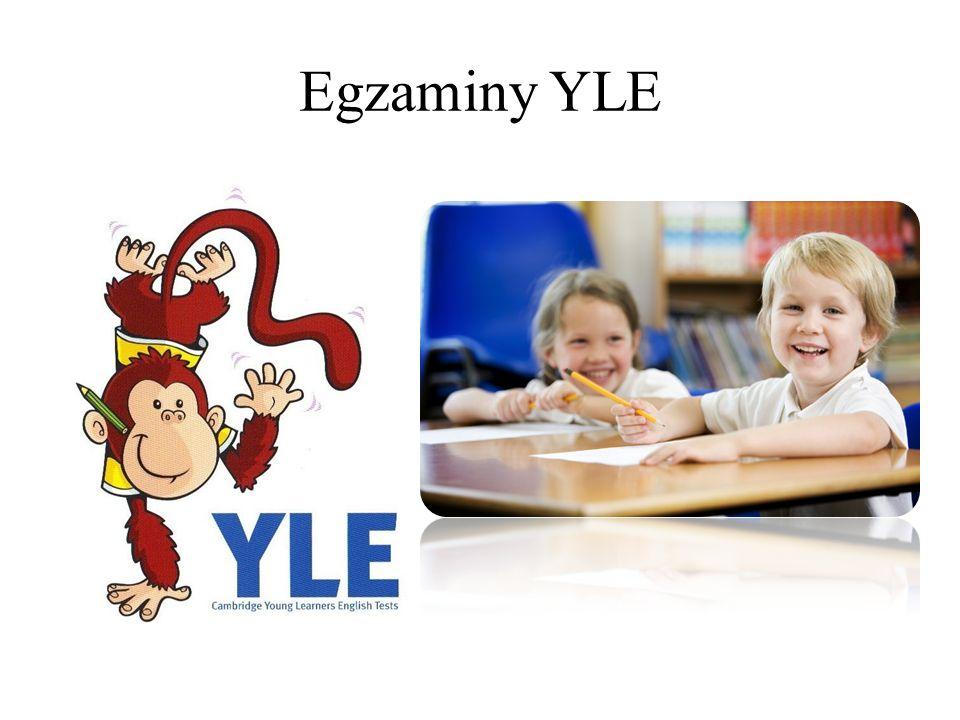 Egzaminy YLE