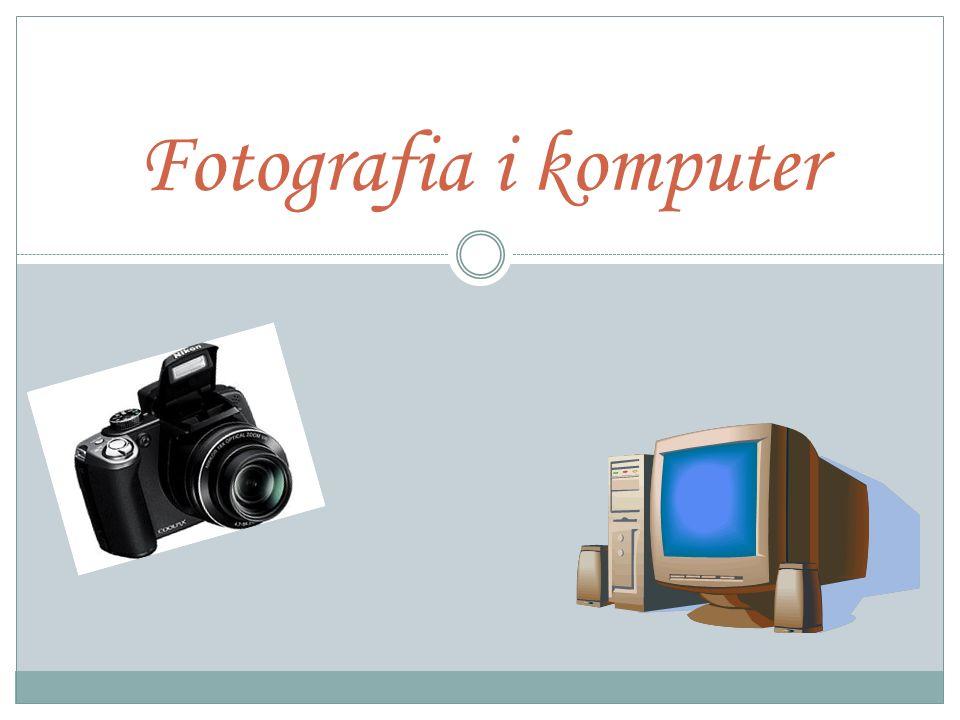 Fotografia i komputer